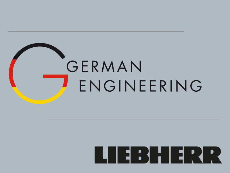 German Engineering Liebherr