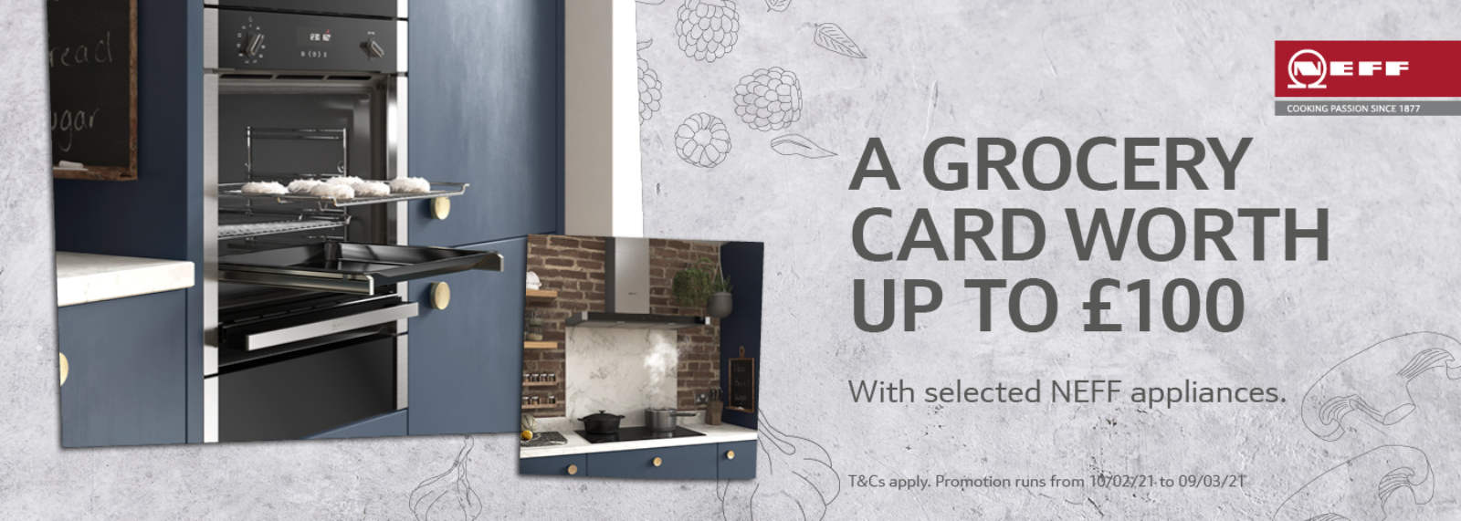 Neff Grocery Card Promotion 2021