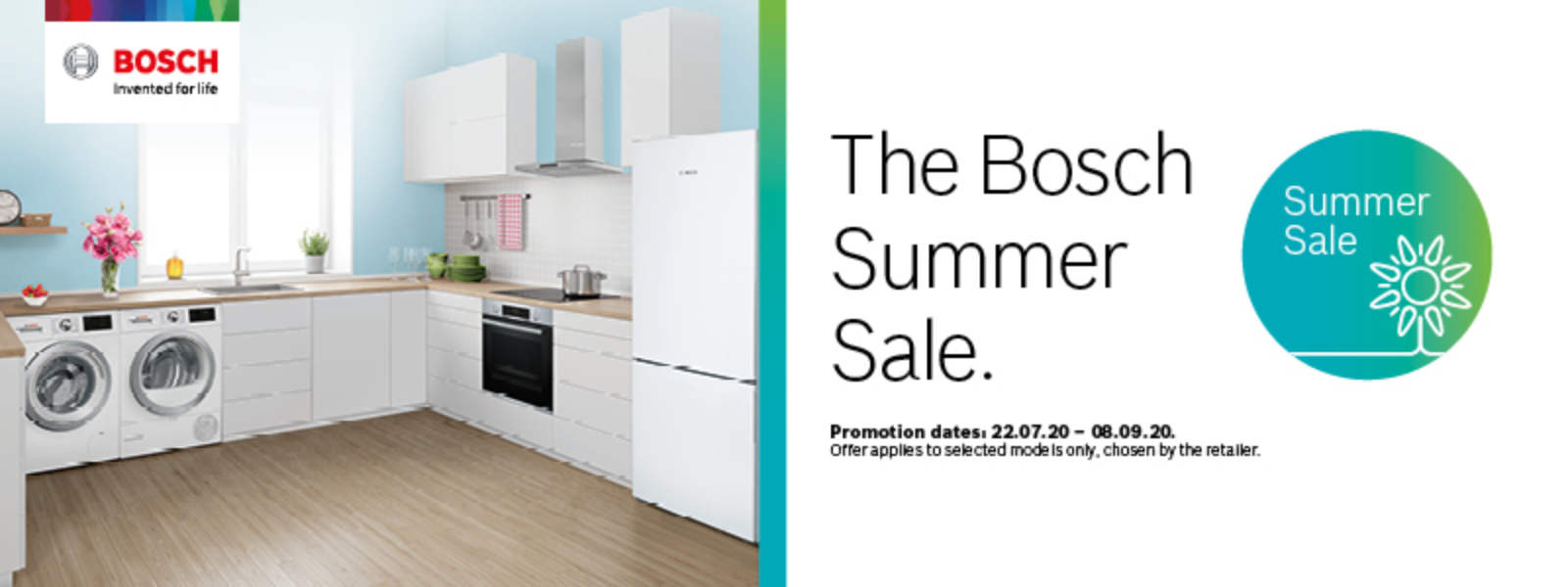 BOSCH Dine in or Out offer
