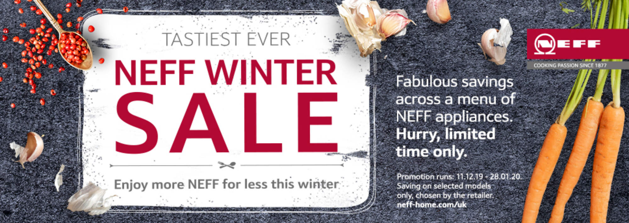 NEFF Winter Sale