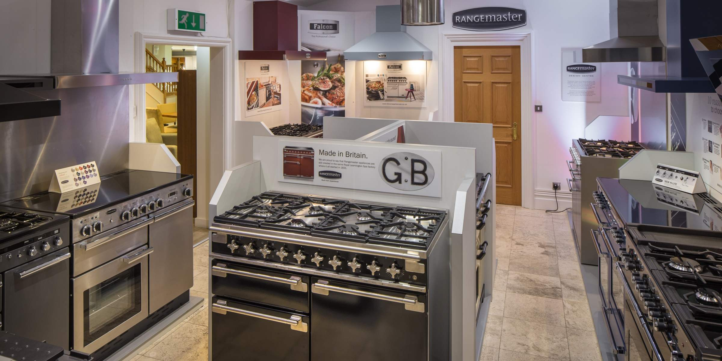 Kitchen Showroom Cheshire | COD Kitchen Appliances