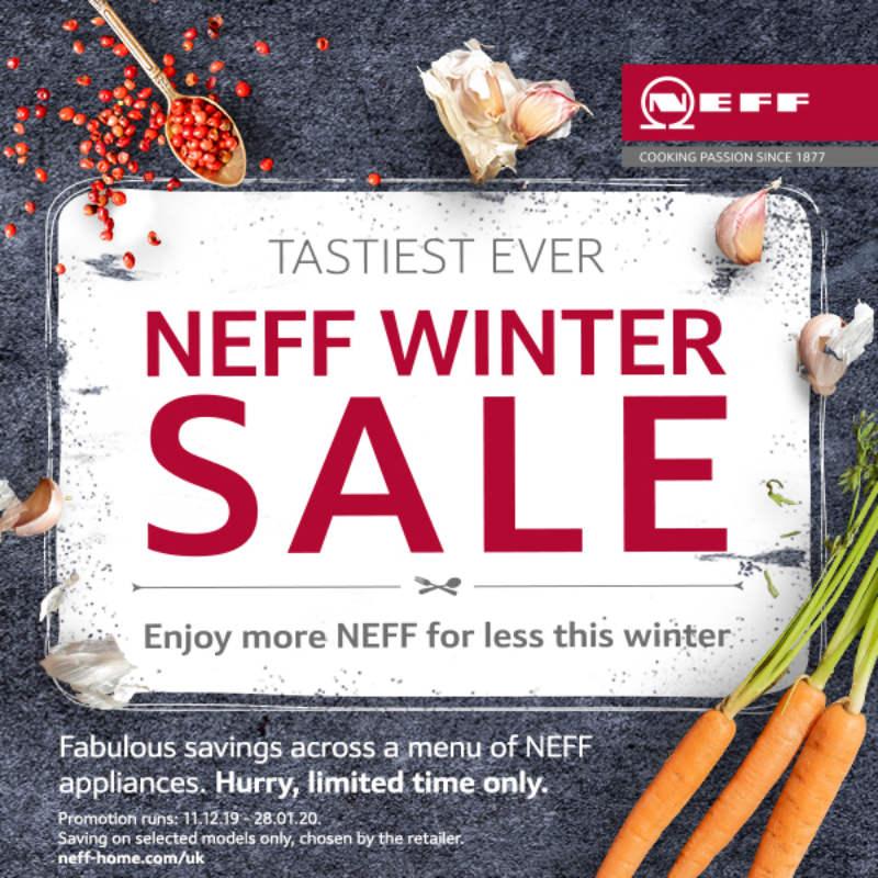 NEFF Winter Sale